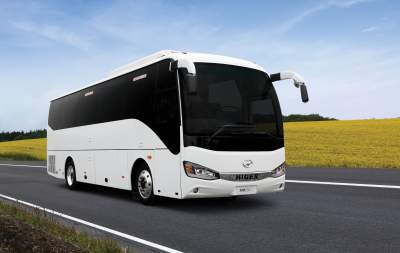 Coach Bus Rental Company
