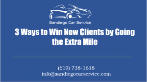 San Diego Corporate Car Services