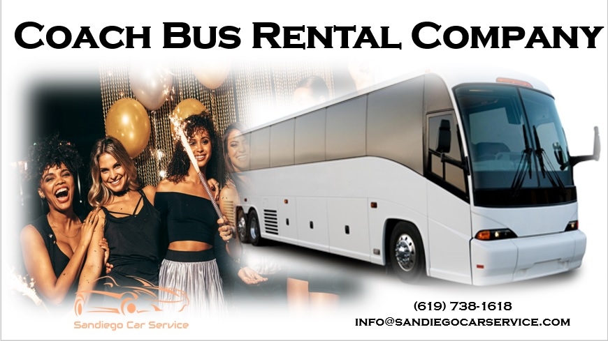 Coach Bus Rental Service