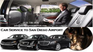 Car Service from San Diego Airport