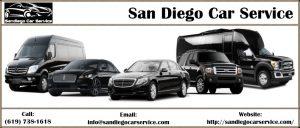 San Diego sedan service