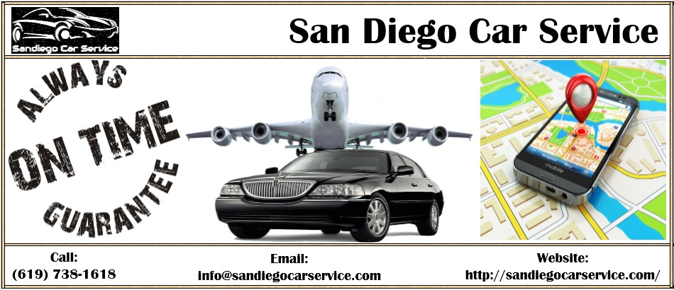 black car service San Diego