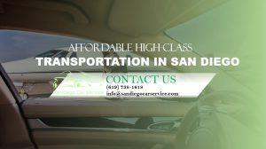 Transportation in San Diego