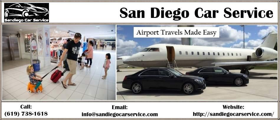 Car Service San Diego Airport