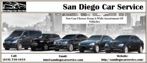 San Diego Executive Limo Service