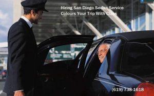 Hiring San Diego Sedan Service