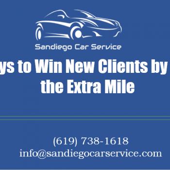 San Diego Corporate Car Services