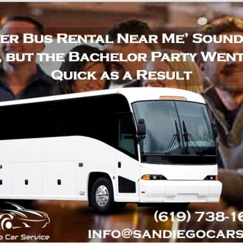 Charter Bus Rental Near Me