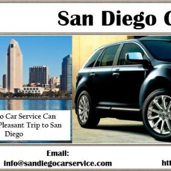 Car Service to San Diego