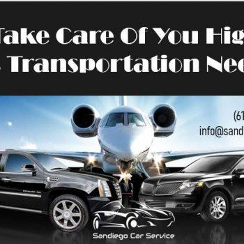 black car service San Diego
