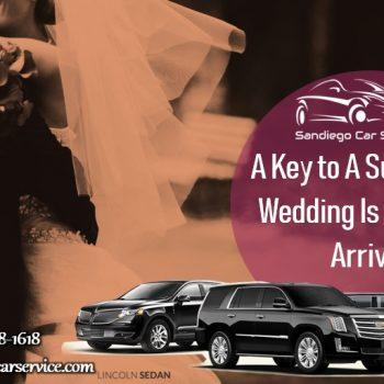 Wedding Car Service To San Diego